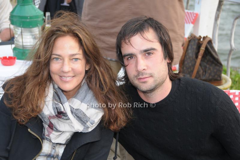 Kelly Klein, guest<br /> photo by Rob Rich © 2009 robwayne1@aol.com 516-676-3939