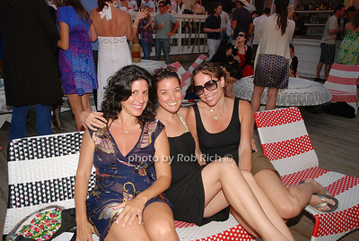 Shani Castri, Noelle Masini and Rachel Perkins photo by Rob Rich © 2009 robwayne1@aol.com 516-676-3939