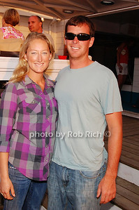 Kristin Mallinson and Sean Kinney photo by Rob Rich © 2009 robwayne1@aol.com 516-676-3939