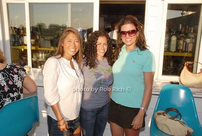 Trina Wittman, Laina Seplow and Vanessa Pesce