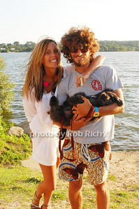 Summer Strauch and Rob McKinley