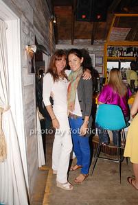 Jessica Bamburger and Paola