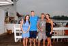 Alex Piper, Troy Caruso, Rich Manufo and Abigail Kis