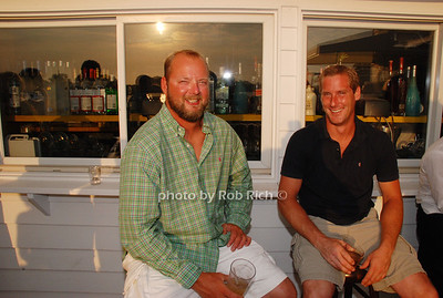 Rudi Bonicelli and Mark Bittle