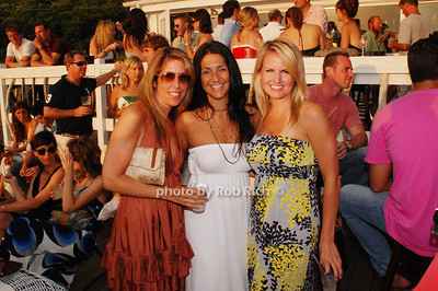Nancy Berger, Jamie Rubin and Melissa Intag