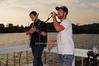 Matt Jennings and Zach Bliss