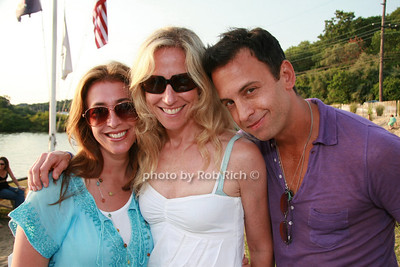 Lisa Mathias, Shari Schmeltzer, Scott Pardo photo by Rob Rich © 2008 516-676-3939 robwayne1@aol.com