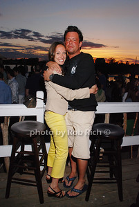 Sara Parker and Mitchel Parker