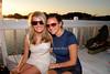 Lindsay Randolph and Chelsea Mitchell