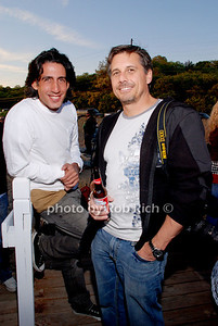 Dimitrios Kambouris and Kevin Mazur