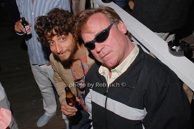 Rob Mckinley and Glen Davis