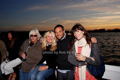 Tony Karamanico, Charlotte Karamanico, Danny and Leah