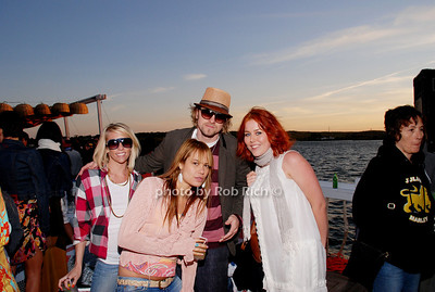 Vivian, Brooke, Ayler and Amher