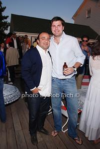 Steven Kamali and Brett Thomas