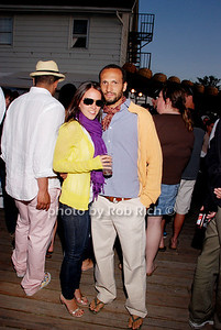 Jennifer Duffy and Mark Wesley