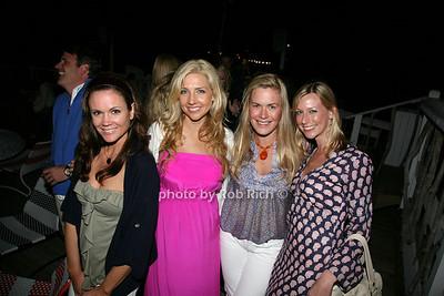 Kristen Turner, Jamie Milkkelson, Elizebeth Kent, Emily Rutledge
