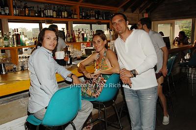 Ilya L., Jayma Cardoso and Jamie Mulholland