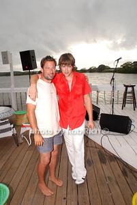 Zach Bliss and Rhett Miller