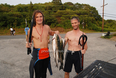 Jamie Mulholland and Mathew Mulholland