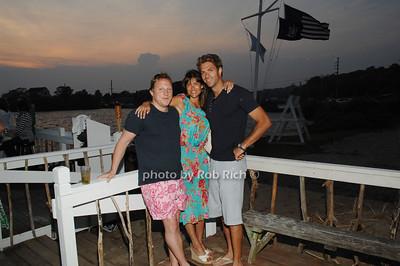 John Godson, Jessica Bamberger and Scott Campbell