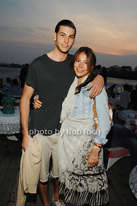 Scott Rudin and Jessie Epstein