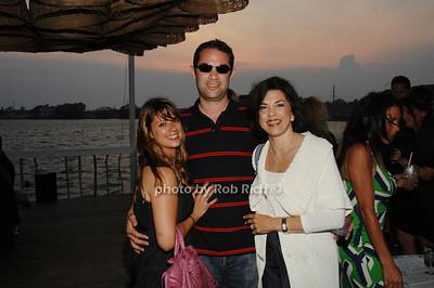 Sarah Raimo, Shawn Sachs and Karen Sachs