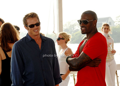 Jason Lewis and Tyson Beckford