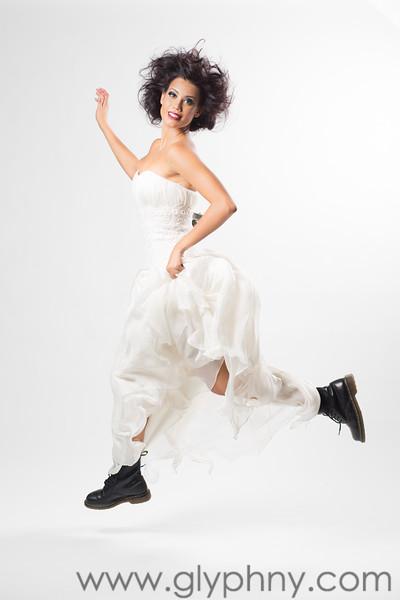 Edgy Bride 2-422