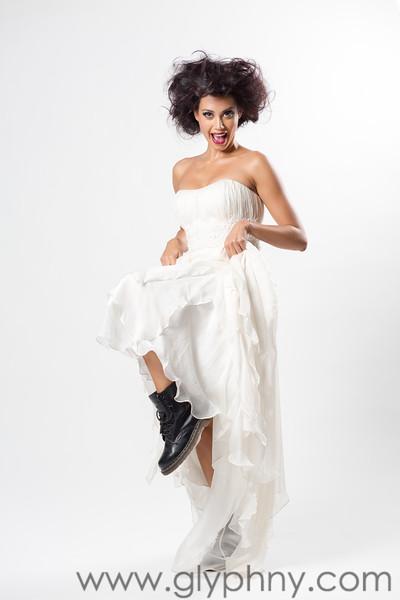 Edgy Bride 2-385
