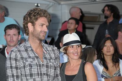 Scott Campbell, Jayma Cardoso photo by Rob Rich © 2009 robwayne1@aol.com 516-676-3939
