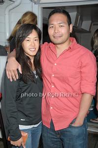 Grace Lee, John Lee photo by Rob Rich © 2009 robwayne1@aol.com 516-676-3939