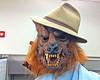 Indiana Jones and the Fuzzy Skull Tree Wolf.