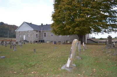 Barron burial plot