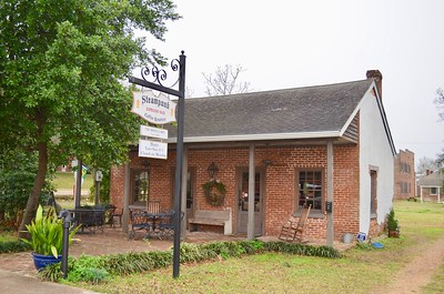 Excellent coffee place in Natchez, MS.