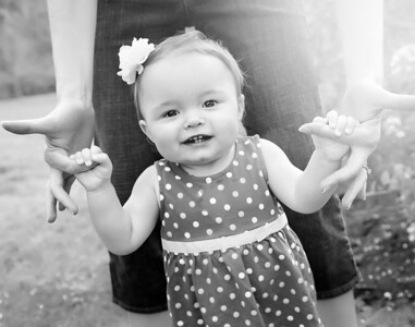 emmy walking with mom crop bw (1 of 1)