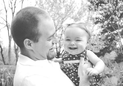 daddy's happy girl crop bw (1 of 1)