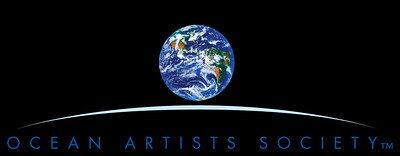 Jennifer Idol, Ocean Artists Society member<br /> Using ocean art to inspire people around the world to a greater awareness of our need to preserve our natural world.
