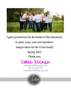CBC Grant Permission Urrea family