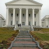 Commonwealth of Virginia's State Capitol. Oldest legislative building in the United States.