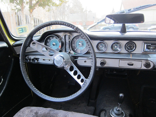 Thinking about the gauges - have them repaired or replace them with modern units?
