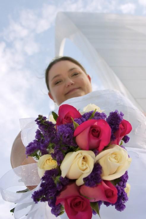 The Wedding Pix I never had