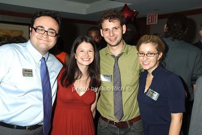 Josh Bolotsky,Katrina Baker, Dan Kline, Jesse Fishman photo by Rob Rich © 2008 robwayne1@aol.com 516-676-3939