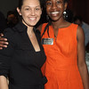 Shaunna Thomas, Claudia Ahwireng<br /> photo by Rob Rich © 2008 robwayne1@aol.com 516-676-3939