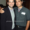 Rob Mayer, Justin Krebs<br /> photo by Rob Rich © 2008 robwayne1@aol.com 516-676-3939