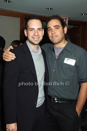 Rob Mayer, Justin Krebs photo by Rob Rich © 2008 robwayne1@aol.com 516-676-3939