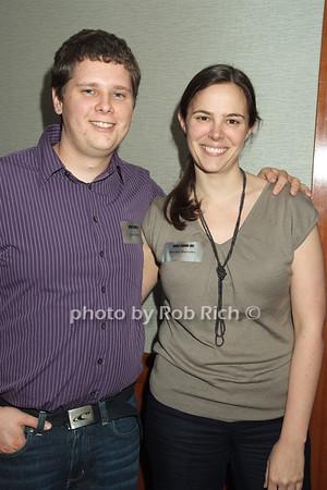 Zach Dryden, Rachel Burrows photo by Rob Rich © 2008 robwayne1@aol.com 516-676-3939