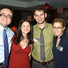 Josh Bolotsky,Katrina Baker, Dan Kline, Jesse Fishman<br /> photo by Rob Rich © 2008 robwayne1@aol.com 516-676-3939