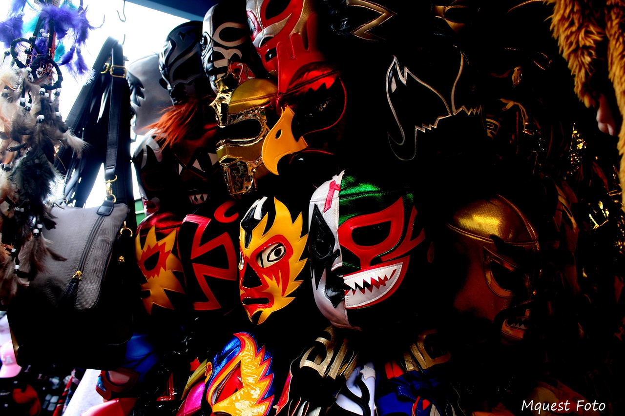 Wrestling Masks for Sale.
