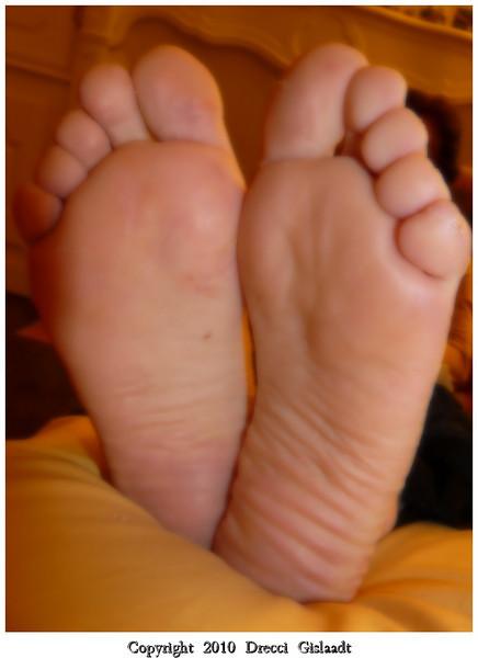 Les jolis pieds de Suzanne