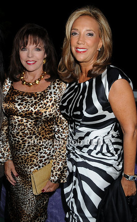 Joan Collins, Denise Rich photo by Rob Rich © 2008 516-676-3939 robwayne1@aol.com
